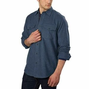 New Grizzly Mountain Men's Flannel Chamois Shirt